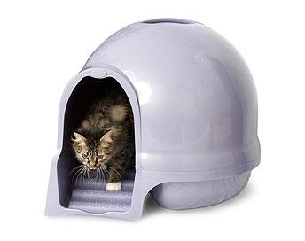 Petmate Booda樓梯豪華貓砂屋