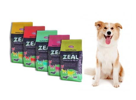 ZEAL 岦歐紐西蘭天然寵物犬糧