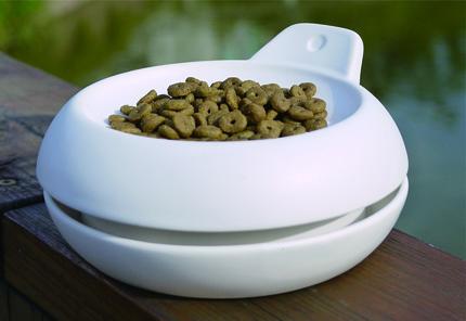 Bagel防蟻雙層陶瓷碗
