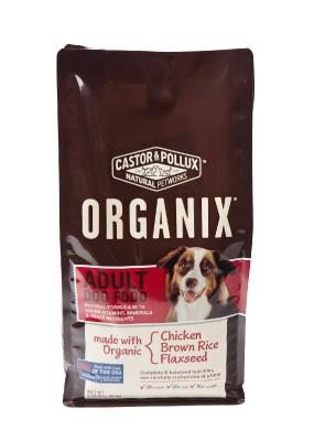 Organix歐奇斯有機天然狗糧