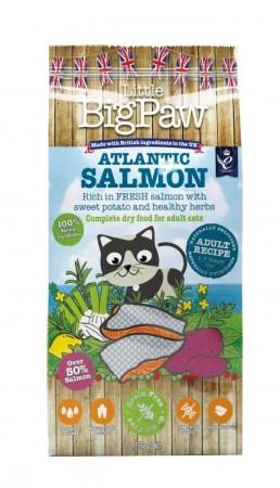 ☆國際貓家☆英皇饗宴 Little Big Paw 全齡貓無穀糧-大西洋鮭魚