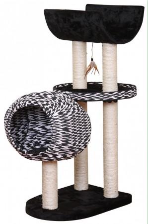 ☆國際貓家☆2015新款,美國Petpals 多功能時尚遊憩跳台-3層