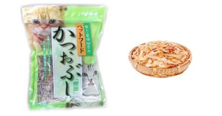 ☆國際貓家,貓咪最愛小零嘴☆PetBest 海鮮帝國薄切低鹽鰹魚片 50G