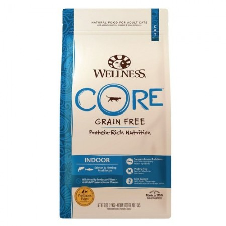 ★國際貓家★WELLNESS 寵物健康 Core無榖系列室內貓級深海食譜