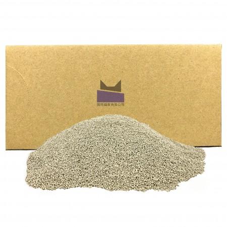 【密閉空間除臭需求↑首選】國際貓家紫標30L經濟組 奈米銀粒子除臭小球貓砂