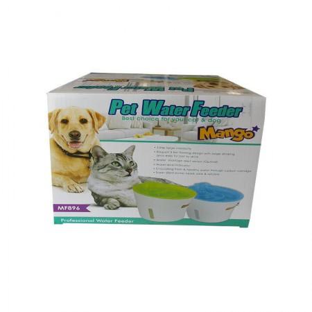 ☆國際貓家☆《Mango》犬貓用濾水飲水器 3L