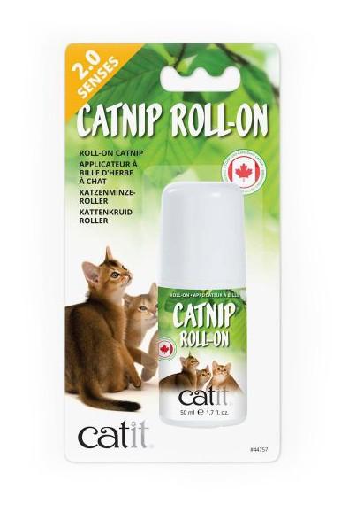 ☆國際貓家☆CATIT2.0 加拿大貓薄荷滾珠瓶