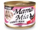 ★國際貓家★MamaMia機能愛貓雞湯餐罐-170G