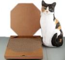 ☆國際貓家限量商品,終極高CP抓板組☆貓家雙層PIZZA超耐抓抓板組