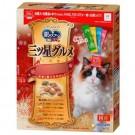 日本製unicharm 銀湯匙綜合營養餅乾-期間限定四種魚豪華饗宴20gx10入