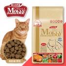 ☆國際貓家☆Mobby 莫比自然食-高齡成貓抗毛球專業配方-1.5KG/3KG