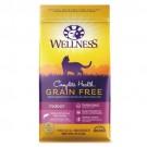 ☆國際貓家☆WELLNESS 寵物健康 全方位無穀系列室內貓無穀深海魚食譜