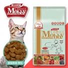 ☆國際貓家☆Mobby 莫比自然食-鹿肉+鮭魚愛貓無穀配方-1.5KG/3KG