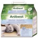 艾尼Anibest純天然環保凝結木屑砂 10L