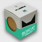 ☆國際貓家,改善落砂問題,多貓家庭專用貓砂系列☆BOXCAT綠標 強效除臭大球礦砂13L