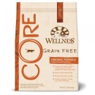 ★國際貓家★Wellness CORE無穀天然糧-成貓魚肉拼雞肉配方11LB