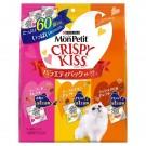 MonPetit CRISPY KISS 貓倍麗 量販包 親親餅乾 貓咪潔牙零食 3克*60包