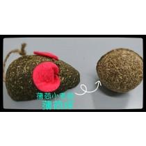 ☆國際貓家☆天然野生薄荷小玩具-球球