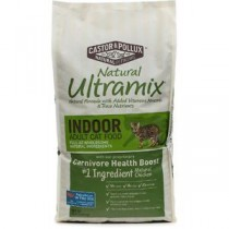 Natrual Ultramix 【 奇跡】天然寵物食品‧室內貓入手包(400G)