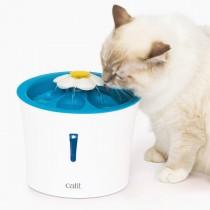 ☆國際貓家☆【CATIT 喵星2.0】LED花朵噴泉飲水器3L