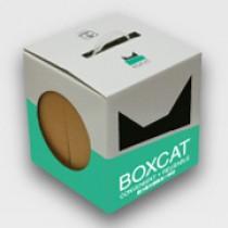 一物多用貓屋造型包裝,內含4小盒便利設計