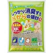 日本原裝進口可沖馬桶的豆腐砂