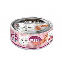 ☆國際貓家☆燒津丼貓罐湯罐-85G