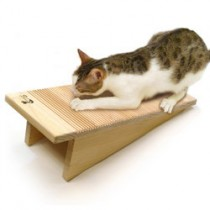 CatsWall松木斜角貓抓板