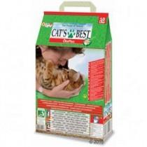*國際貓家*CAT`S BEST 凱優凝結木屑砂-紅標-10L*5包組