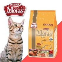☆國際貓家☆Mobby 莫比自然食-鱒魚+馬鈴薯愛貓無穀配方-1.5KG/3KG