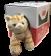 【健康無塵礦砂】國際貓家紅標貓屋組11L 頂級無塵除臭貓砂